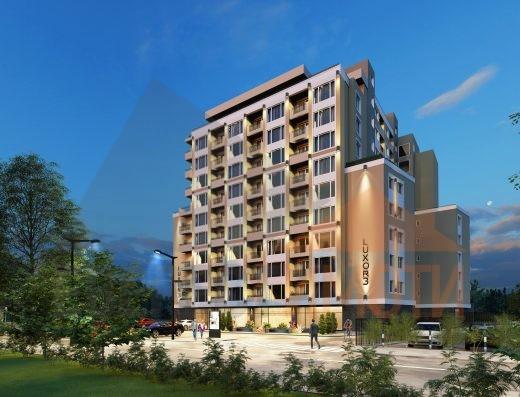 Двустаен апартамент в Дизайнерска сграда в Кючук Париж гр.Пловдив