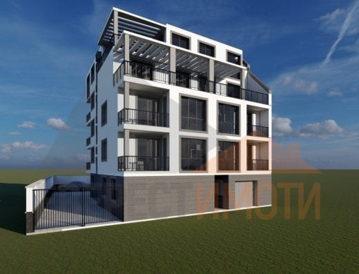 НОВ Тристаен апартамент в Каменица 2 – гр.Пловдив