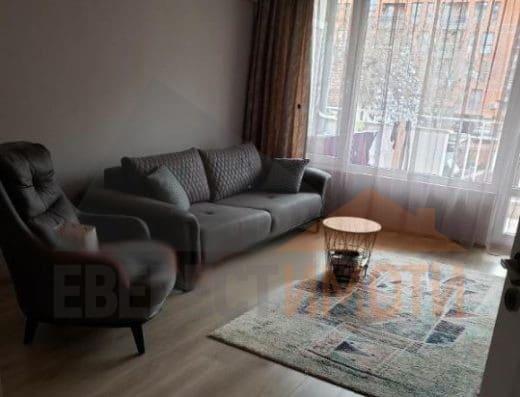 Двустаен обзаведен апартамент до моста на Герджика, гр. Пловдив
